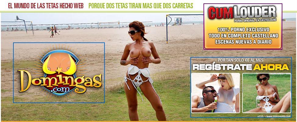 gordas y tetonas porno hd español