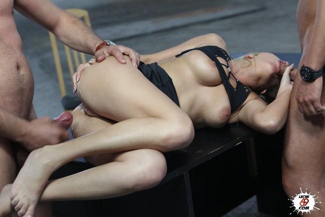Mujer madura follada duro